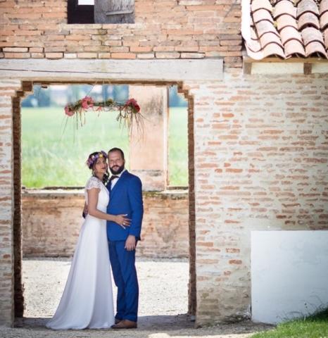 Shooting Inspiration-chateau-lavalade-tarn-et-garonne-mariage