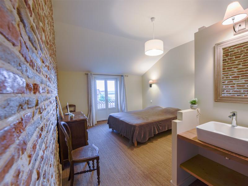 Chambre 2 Dalinette